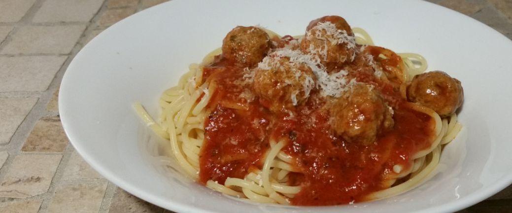 Italienske kødboller i tomatsovs_B1040